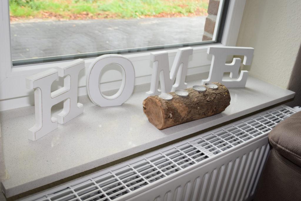 Deko Home Schriftzug