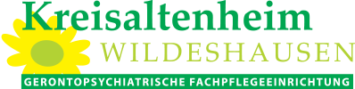 Kreisaltenheim Wildeshausen - Gerontopsychiatrische Fachpflegeeinrichtung