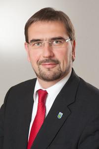 Landrat Sven Ambrosy